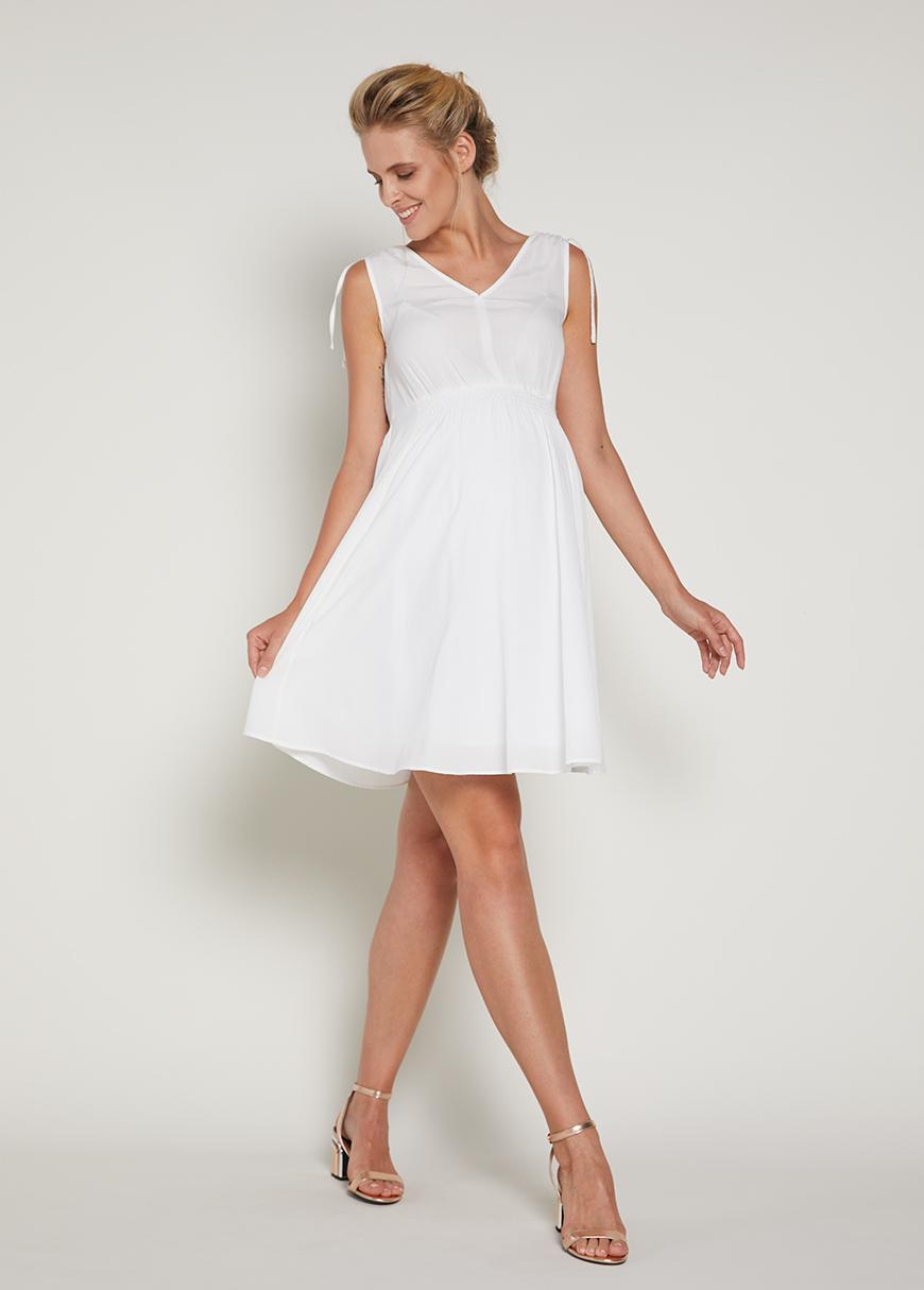 - Beyaz Hamile Elbisesi Away