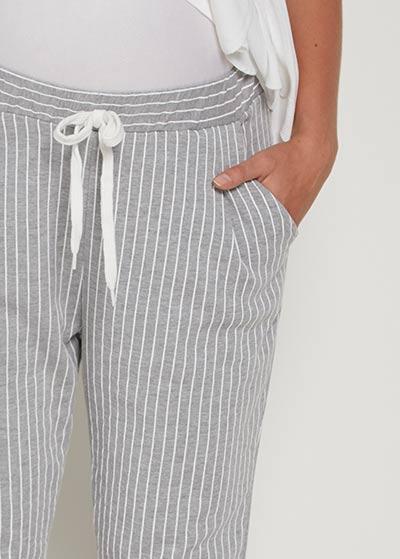 Duble Paça Spor Hamile Pantolonu Macy - Thumbnail