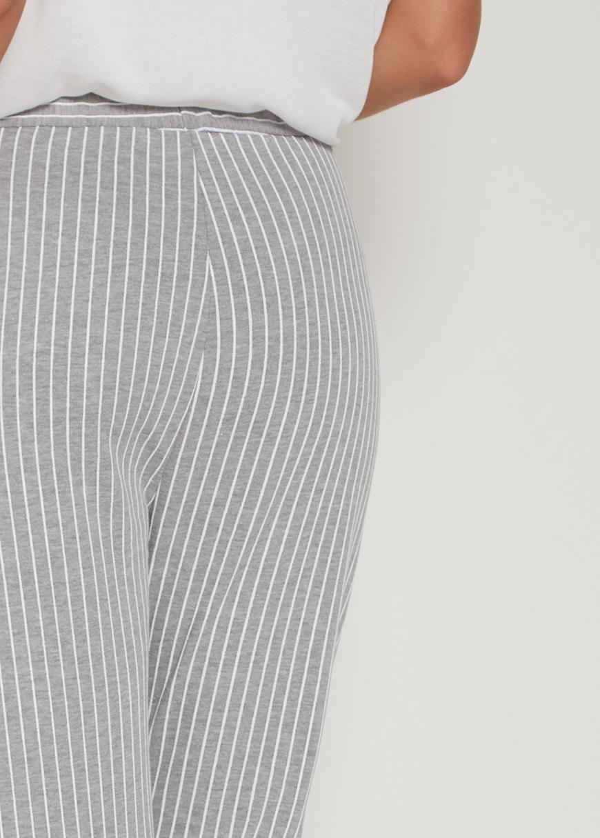 Duble Paça Spor Hamile Pantolonu Macy