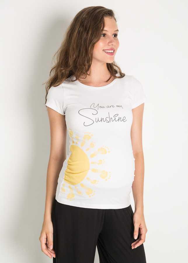 - Hamile Tişörtü Sunshine