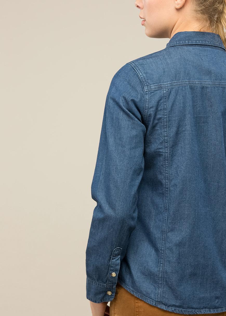 Jean Hamile Gömleği Kitaro