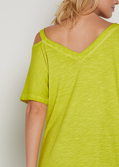 T-Shirt Asymmetri - Thumbnail