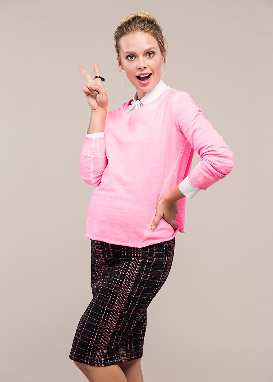 - Hamile Sweatshirt Pink