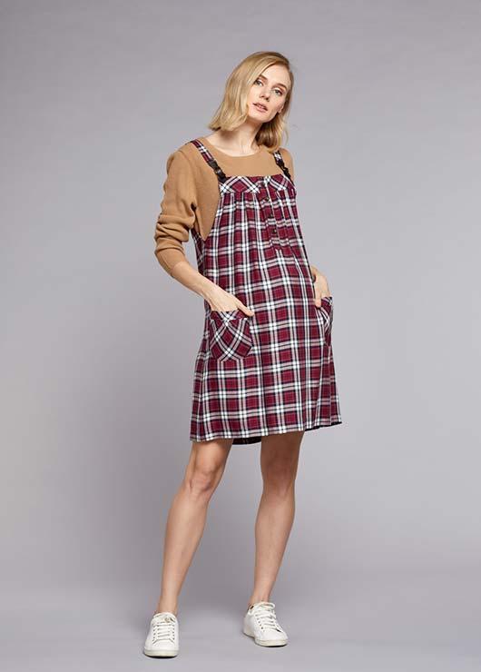 - A Form Askılı Elbise Max