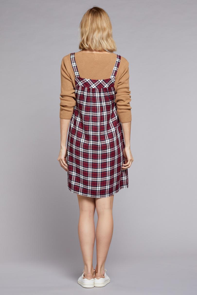 A Form Askılı Elbise Max