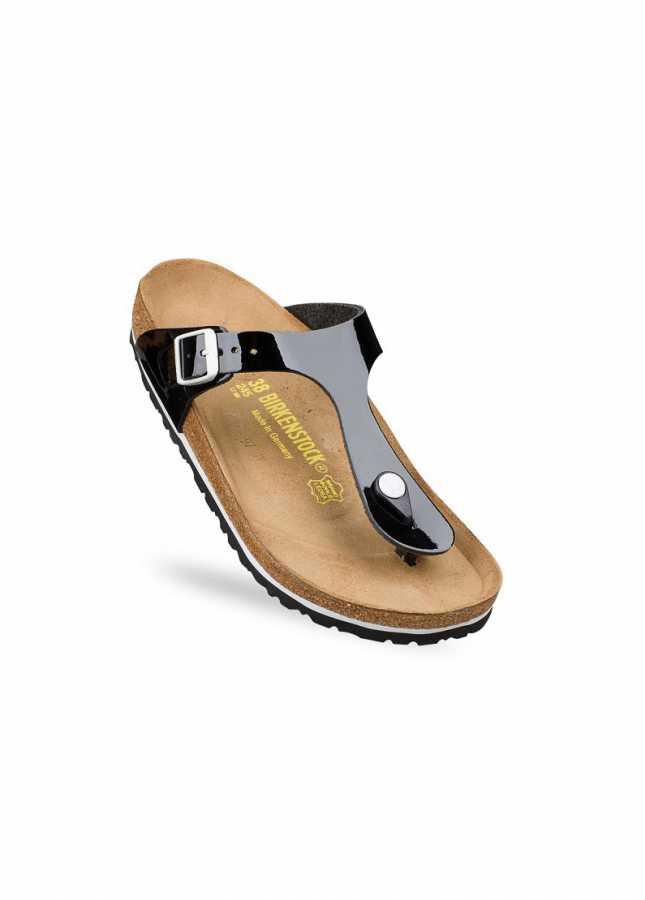 - Birkenstock Sandals Gizeh Black