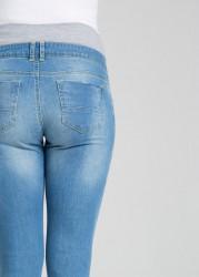 Boyfriend Hamile Kot Pantalonu Odeon - Thumbnail