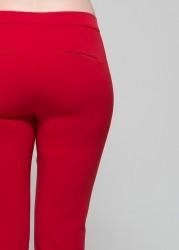 Büyük Beden Pantolon Cherry - Thumbnail