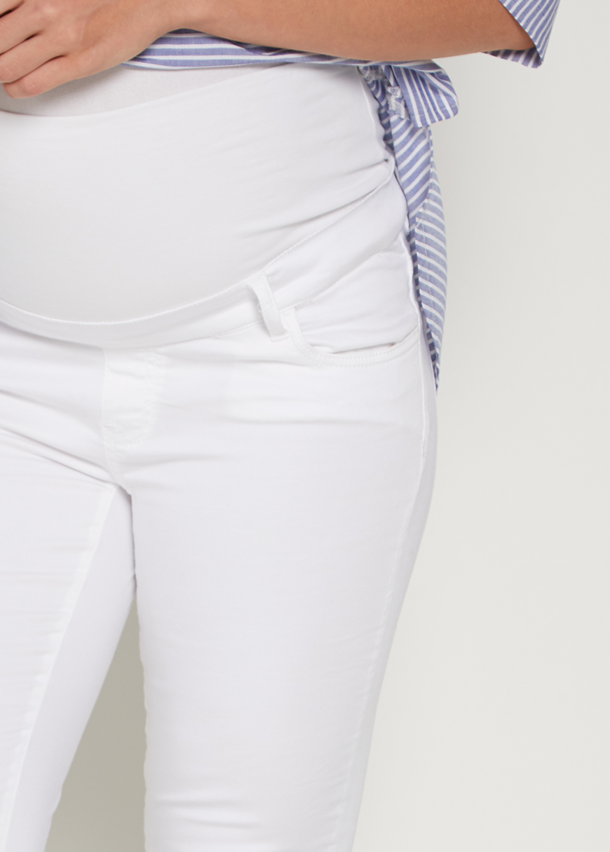 Dar Kalıp Skinny Hamile Pantolonu Andy