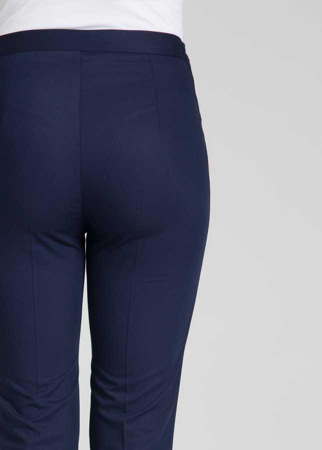 Duble Paça Klasik Hamile Pantolonu Blake