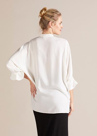 Geniş Formlu Hamile Bluzu Julia - Thumbnail