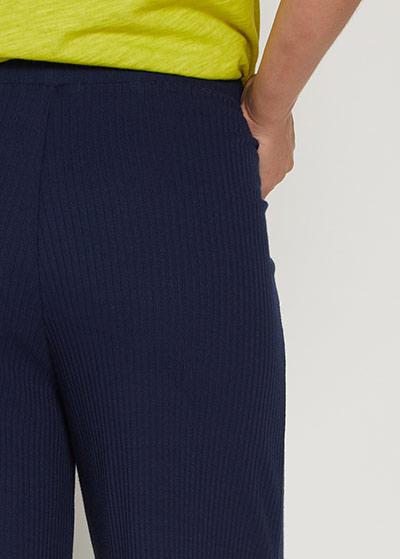 Geniş Paça Culotte Hamile Pantolonu Sow - Thumbnail
