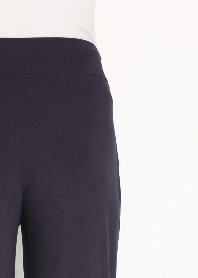 Geniş Paçalı Spor Hamile Pantolonu Clip