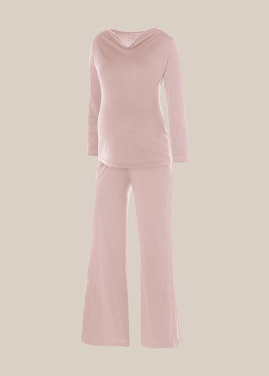 - Rahat Hamile Pijama Takımı Benita