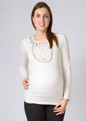 - Baskılı Hamile Tişörtü Rimba