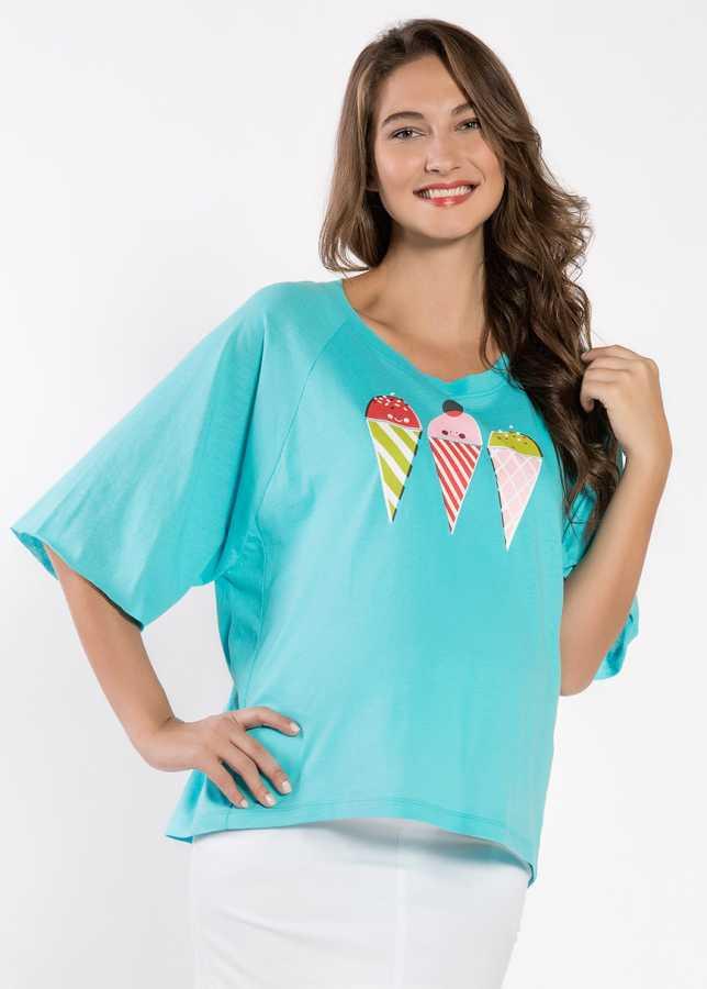 - Hamile Tişörtü Ice Cream