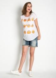 Hamile Tişörtü Emoji - Thumbnail