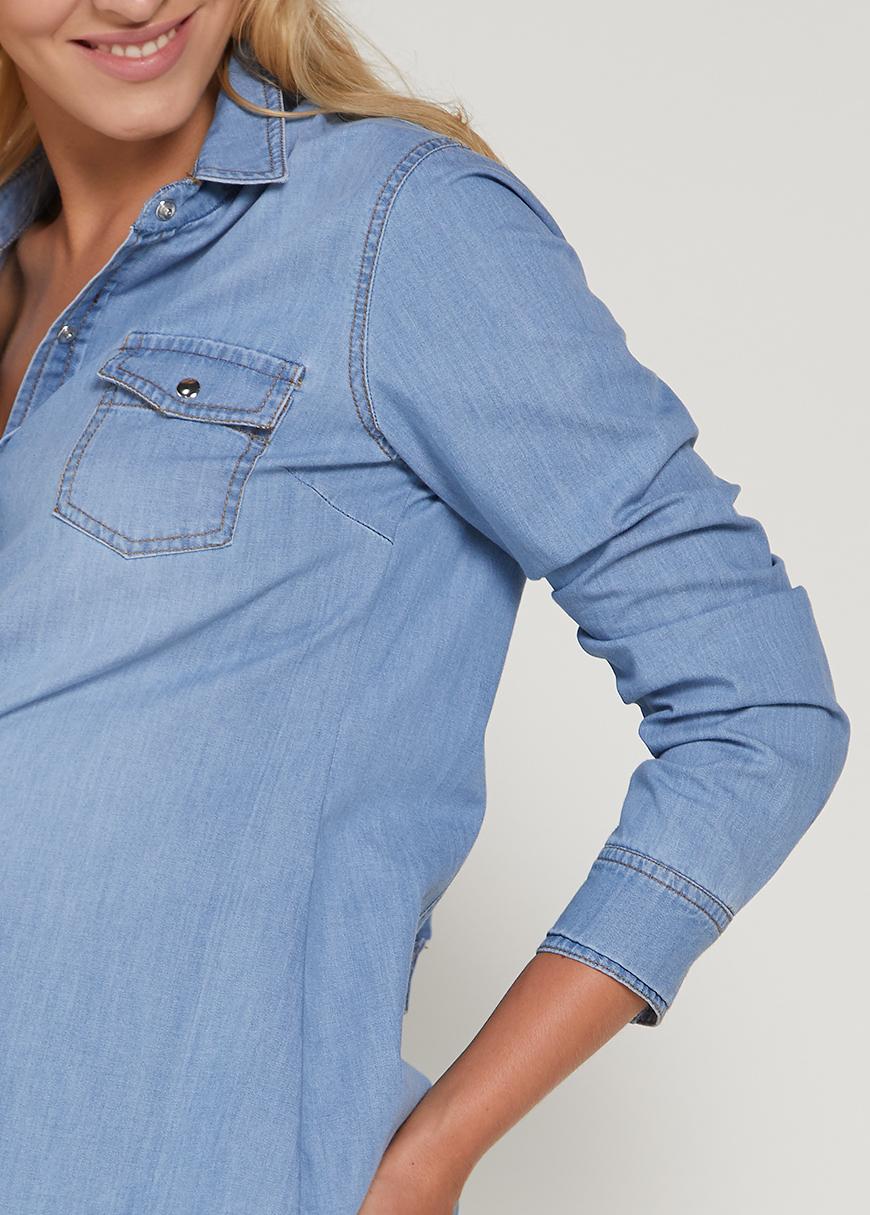 Jean Hamile Gömleği Lyric