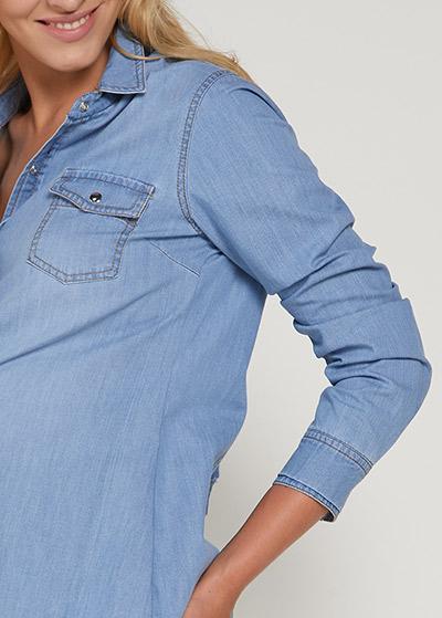 Jean Hamile Gömleği Lyric - Thumbnail
