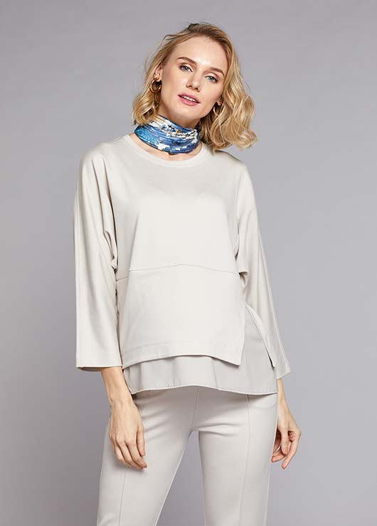 - Knitted Blouse Penelope