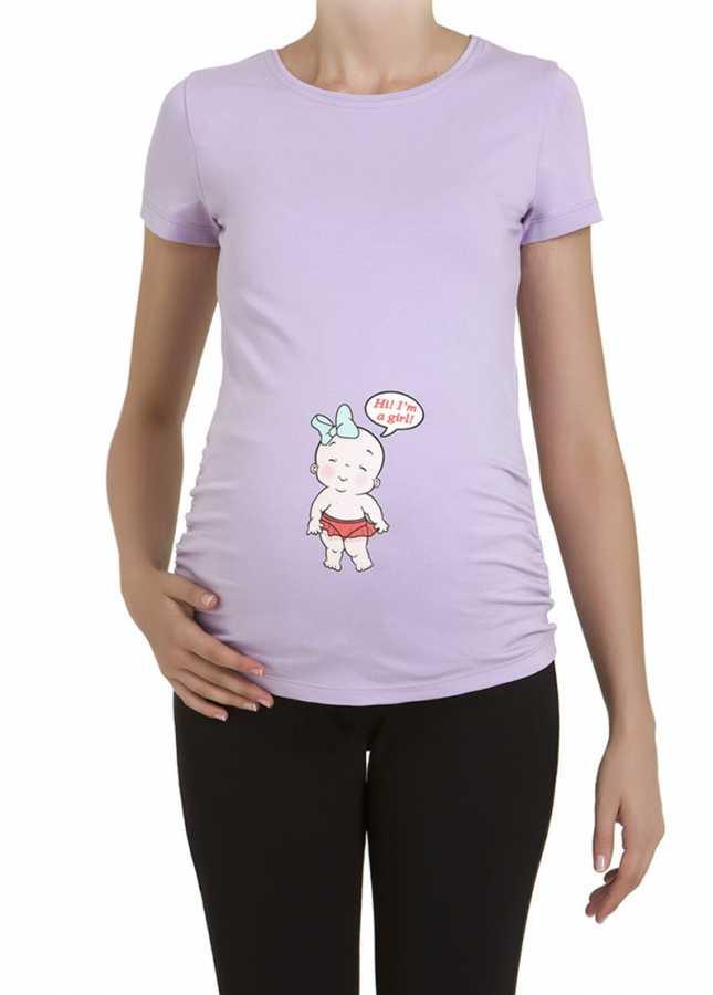 T-Shirt Hi Girl