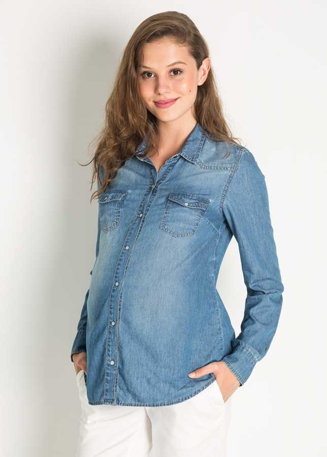 - Jean Shirt Bera