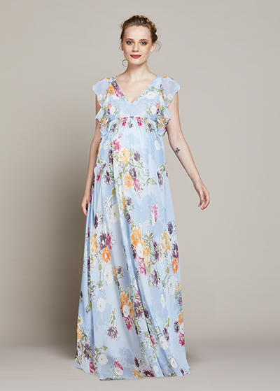 Long Dress Spring - Thumbnail