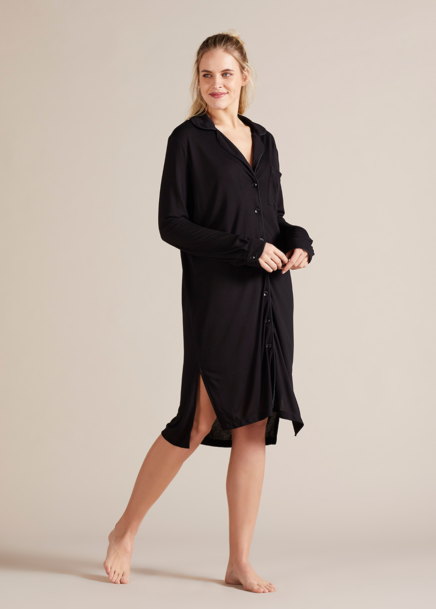 - Nightdress Black