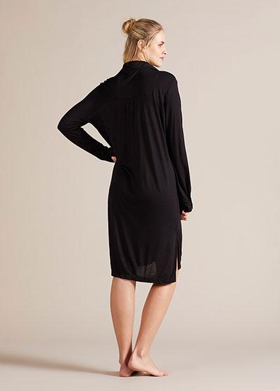Nightdress Black - Thumbnail