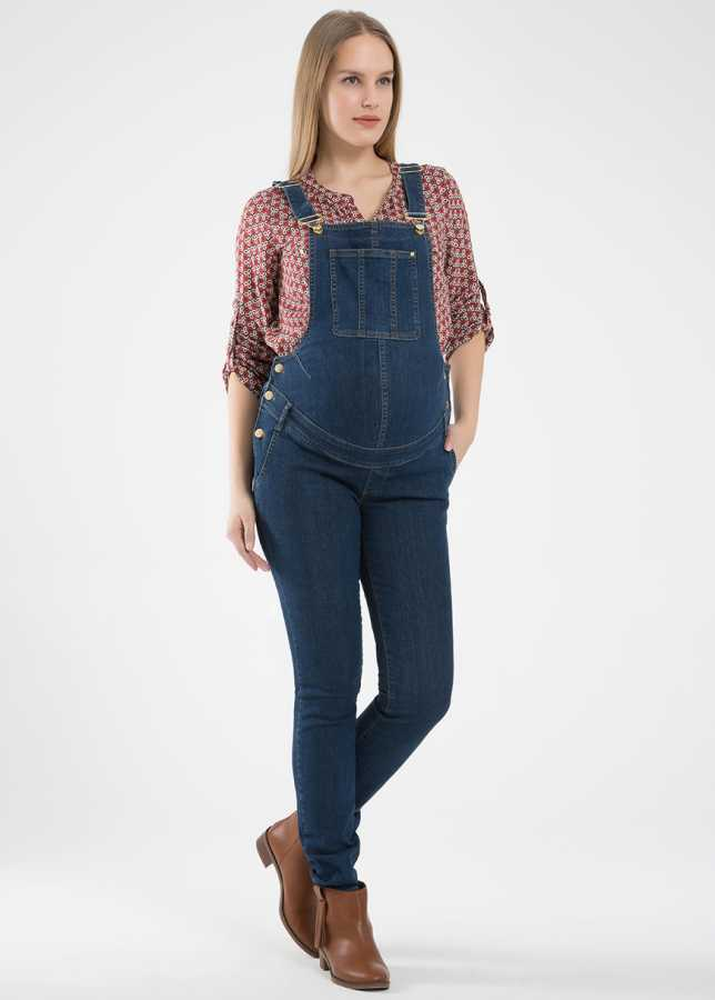 - Overall Jean Misty