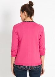 Pink Cardigan Nina - Thumbnail