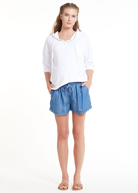 - Maternity Shorts Flora