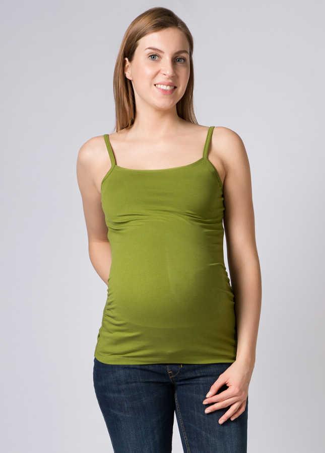 GeBe Womens Reko Maternity Tank Top