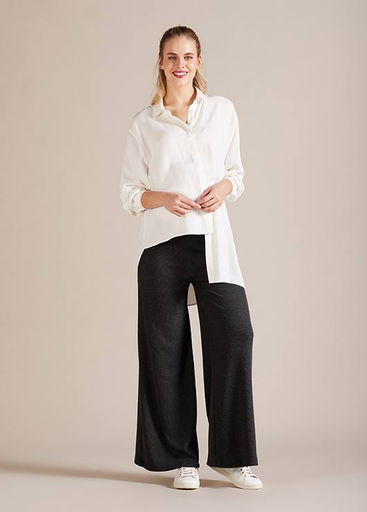 - Trousers Comfy Black