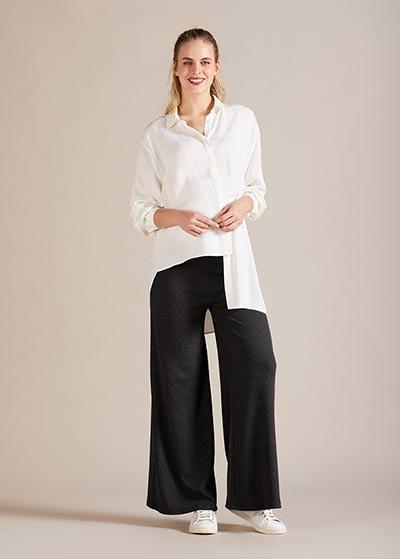 Trousers Comfy Black - Thumbnail