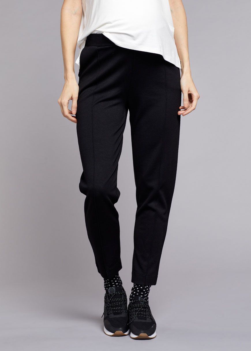 Maternity Trousers Marble