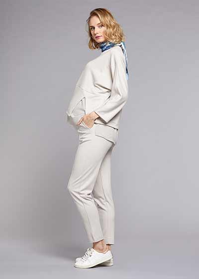 Maternity Trousers Marble - Thumbnail