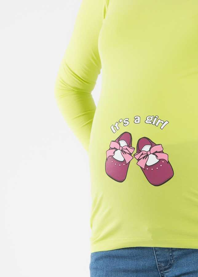 T-Shirt Baby Shoes Girl