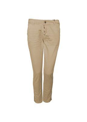 - Paçaları Fermuar Detaylı Pantolon