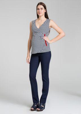- Klasik Hamile Pantolonu Ripple