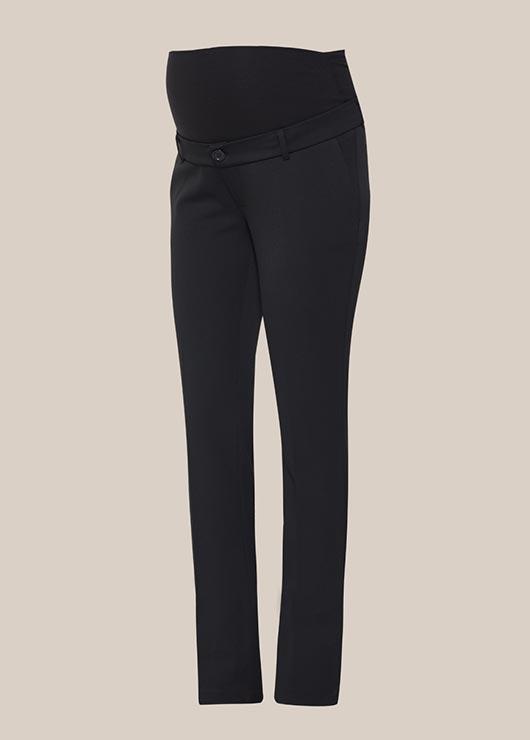- Siyah Klasik Hamile Pantolonu Pia