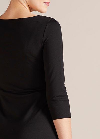 V Yaka Tüp Hamile Elbisesi Kaliyana - Thumbnail