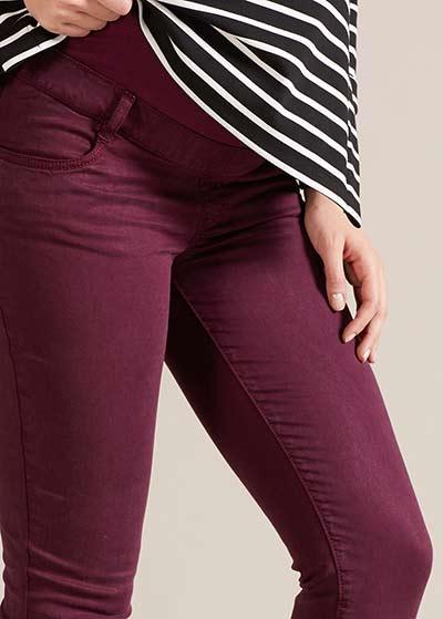Skinny Hamile Pantolonu Anna - Thumbnail