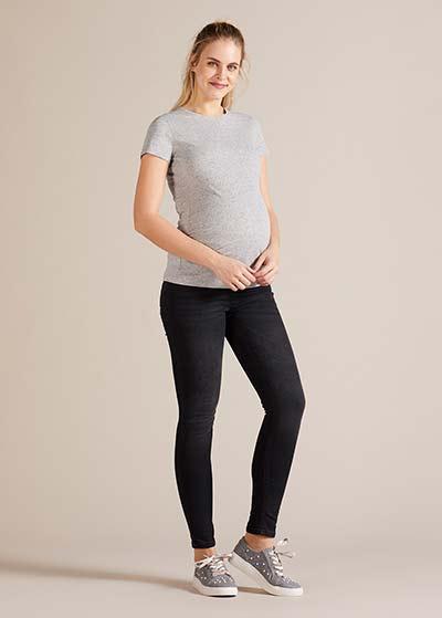 Skinny Jean Nero - Thumbnail