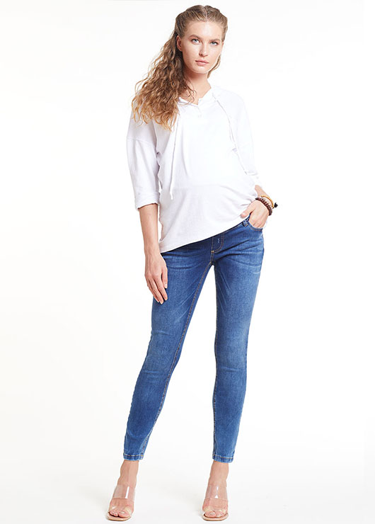 - Skinny Maternity Trousers Holland