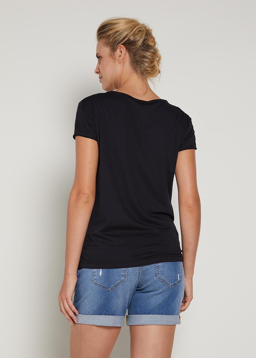 Sloganlı Hamile Tişörtü Anita
