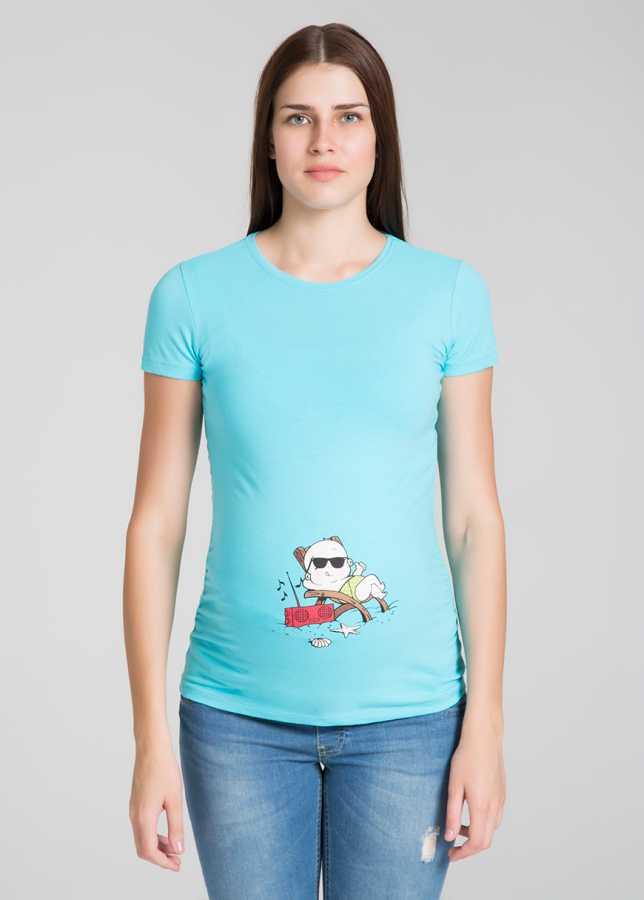 Esprili Hamile Tişörtü Holiday