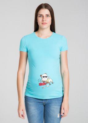 - Esprili Hamile Tişörtü Holiday