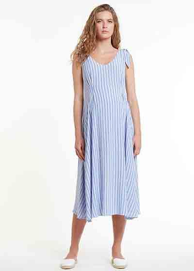 Uzun Hamile Elbisesi Dress Africa - Thumbnail