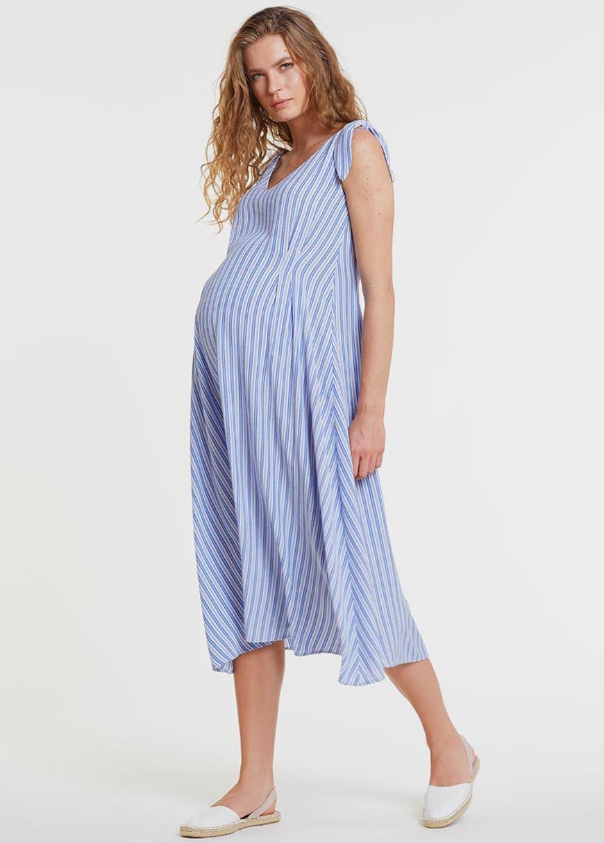 Uzun Hamile Elbisesi Dress Africa